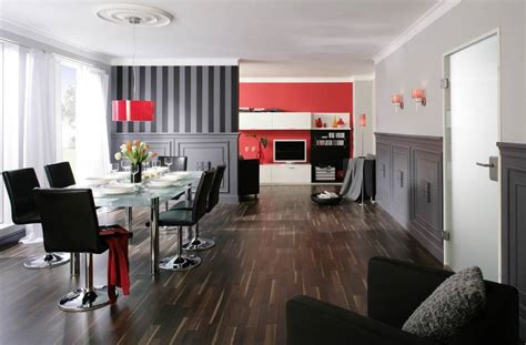 rote wände wohnzimmer wohnzimmer in rot blau surfinser