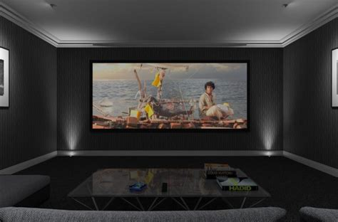 ise  show report part  home cinema  loudspeakers