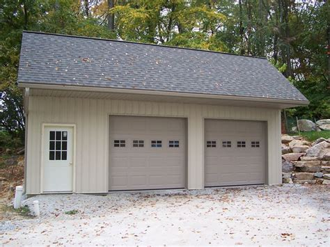 Garage Kits Pa Garage Builders In Pa Pole Building Garages Stoltzfus