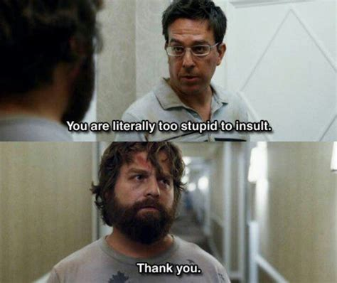 film hangover quotes the hangover funny quotes films i love pinterest