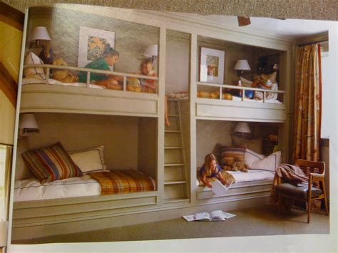 In The Wall Bunk Beds Bunk Beds Built Into The Wall Design