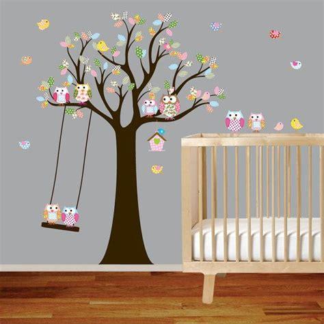 owl baby swing best 25 tree decal nursery ideas on pinterest tree