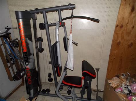 pin weider pro 4300 home with killer ab workout