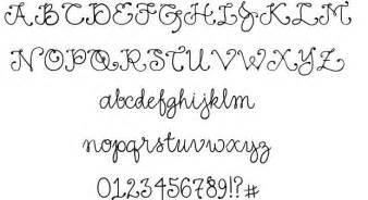Fancy w font dj fancy font