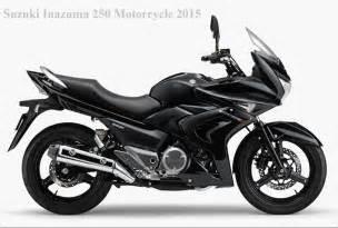 Inazuma Suzuki 250 Suzuki Inazuma 250 Motorcycle 2015 Black Bikes Doctor