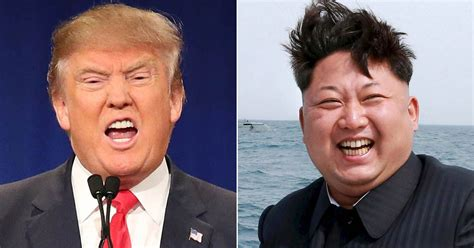 donald trump vs kim jong un donald trump backed by vladimir putin and now kim jong
