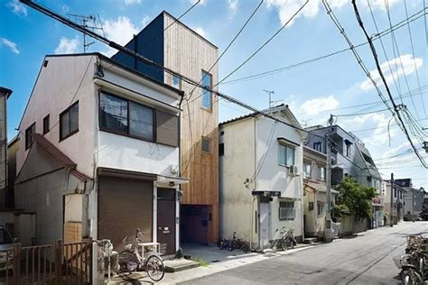 narrow homes modern architecture surprising narrow house in