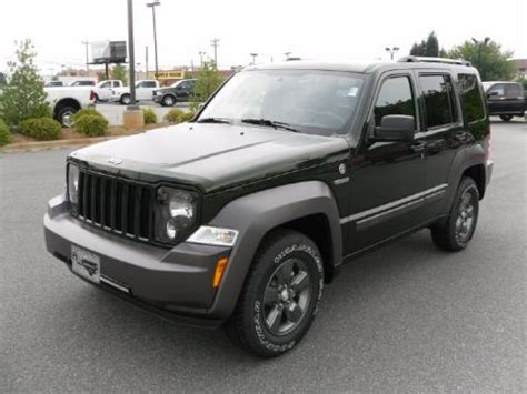 Abernethy Jeep New 2010 Jeep Liberty Renegade 4x4 For Sale Stock 10160