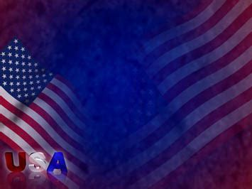 American Flag Day 01 Powerpoint Templates American Flag Powerpoint Template