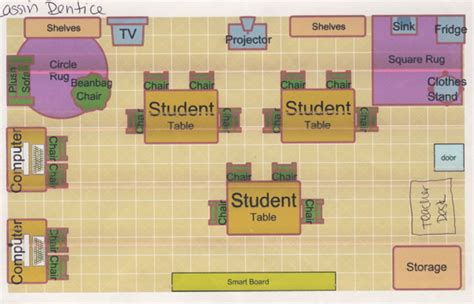 classroom layout exles ed 200 instructional technology classroom layout
