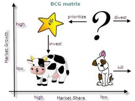 Bcg Mba by Product Cycle Plc Boston Consultancy Bcg