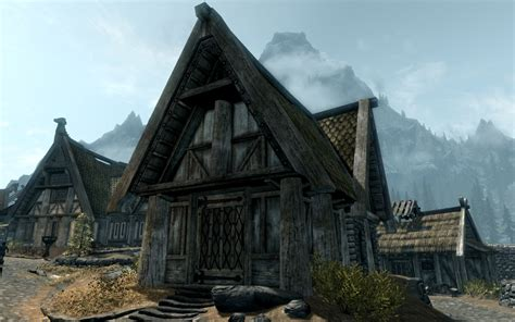 houses free and furnished at skyrim nexus mods and community