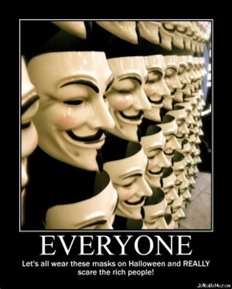 Guy Fawkes Mask Meme - marc maron quotes monday quotesgram