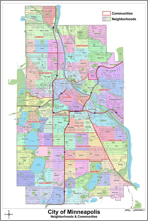 maps minneapolis large minneapolis maps for free and print high