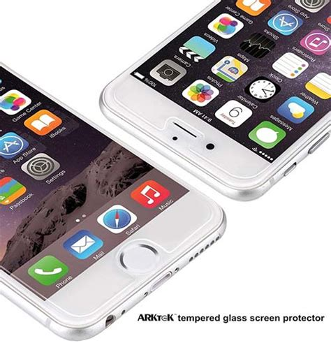 Premium Tempered Glass Iphone 6 2 Sisi High Quality best iphone 6 6s tempered glass screen protectors