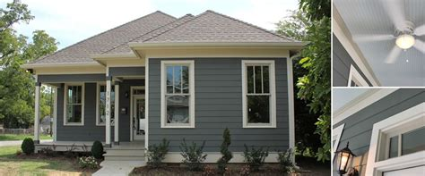 exterior gray paint gray exterior eggshell blue ceiling another possibility
