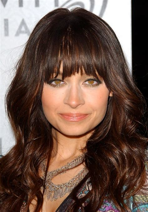 a frame hairstyles with bangs 20 different types of bangs to flatter and frame your face