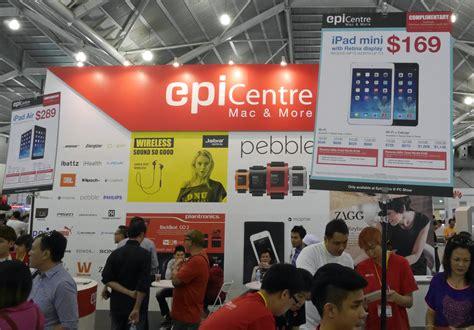 apple reseller singapore epicentre pc show 2014 highlights hardwarezone com sg