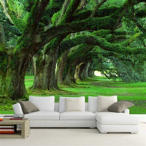 wallpaper design nature customized any size wallpaper 3d modern natural landscape