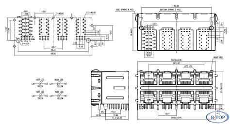 100 mbps rj45 wiring diagram wiring diagram schemes