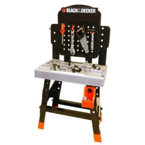 Etabli Black Et Decker 3343 by Black Decker 201 Tabli Et 50 Pi 232 Ces Club Jouet Achat De