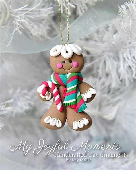 best 25 polymer clay christmas ideas on pinterest
