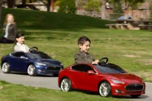 Tesla Electric Childs Car Radio Flyer Tesla Model S