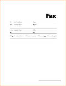 fax cover sheet template for pages doc 12851683 sle fax cover sheet bizdoska