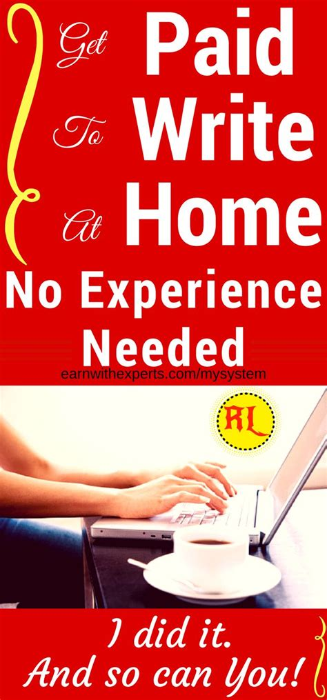 Online Writing Jobs Work From Home - best 25 online writing jobs ideas on pinterest writing