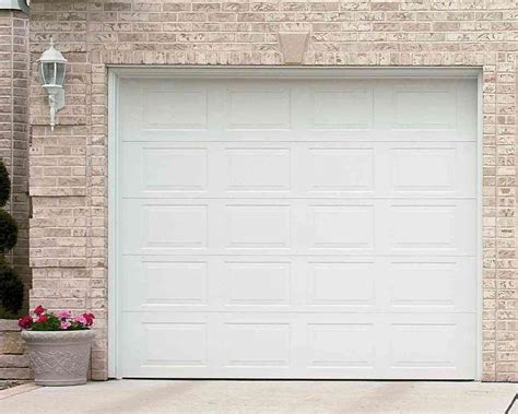 Freestanding Rollup Garage Door For Alley Facing Carport Garage Doors