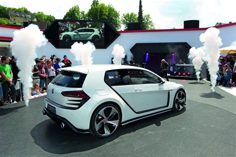 volkswagen supercar volkswagen 2014 golf design vision gti volkswagen s golf