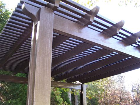 pergola rafter ends factory direct remodeling of atlanta photo gallery