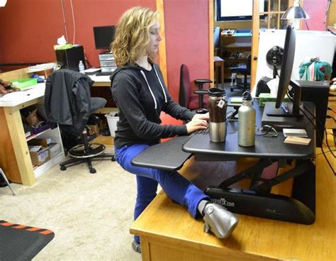 standing station desk 4 tips about transitioning to a standing work station