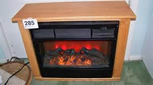 heat surge electric fireplace amish made oak