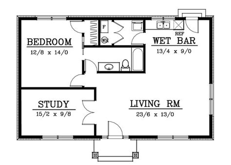 1000 Square Feet 3 Bedrooms 2 Batrooms 2 Parking Space On 1 Levels House Plan