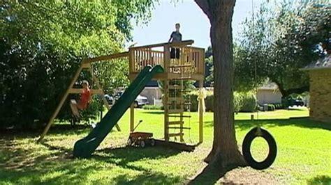Backyard Discovery Phone Number Backyard Swing Set Gorilla Swing Set