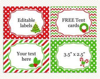 Images St Day Green For Templates Tents Cards by Labels Etsy