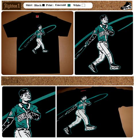 swing man logo cajmear blk swingman ken griffey jr shirt max 1 air