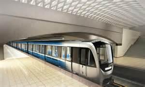 montreal metro new cars azur m 233 tro cars soci 233 t 233 de transport de montr 233 al