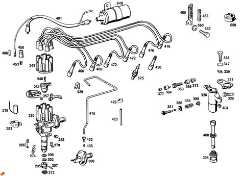 vw pertronix ignitor wiring diagram msd ignition wiring