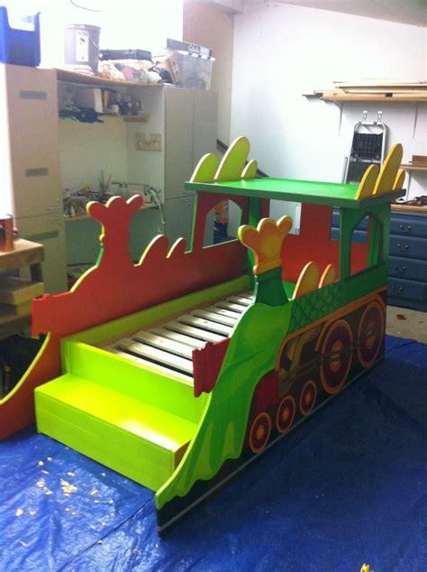 dinosaur train bedroom paul s dinosaur train bed the wood whisperer
