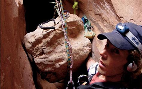 rock climber that cut off his arm rock climbing knives the knife blog