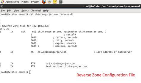 configure xp centos dns domain name server configuration server centos
