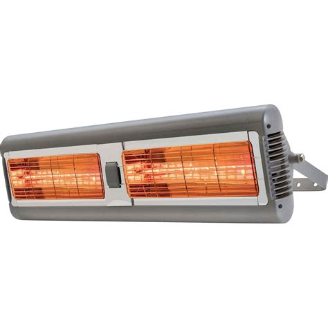 Outdoor Electric Patio Heaters Solaria Electric Infrared Heater Commercial Grade Indoor Outdoor 3000 Watts 240 Volts