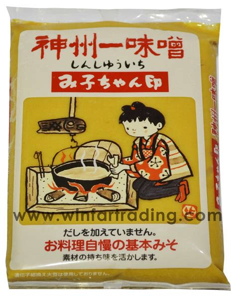 Shinshuichi Mikochan Shiro Miso Paste Pasta Miso Tauco Jepang Powered By Newpages My