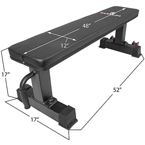 1000 lb bench titan fitness flat weight bench 1 000 lb rated capacity w