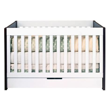 Alternative To Crib by Mercer 3 In 1 Convertible Crib Features Various Functional