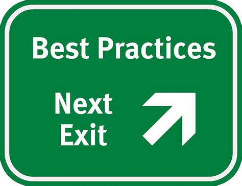 Best Practice rethinking best practices sweat to inspire
