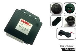 avs gemini 7590t2 1 thatcham category 2 1 alarm system