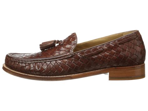 cole haan tassel loafers cole haan brady woven tassel loafer shipped free at zappos